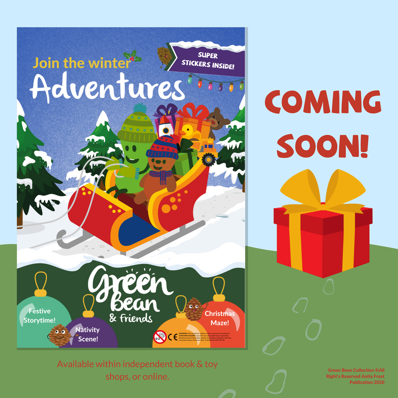 Green Bean and Friends Magazine